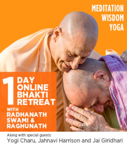 1 Day Online Bhakti Retreat