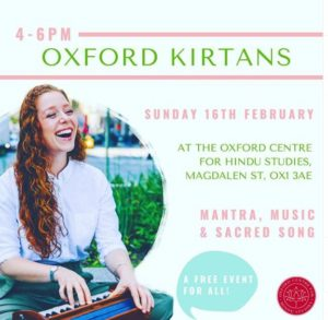 Oxford Kirtans