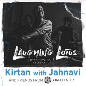Kirtan with Jahnavi and Friends