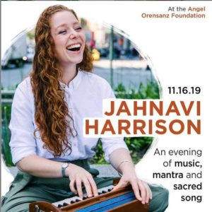 Jahnavi in Concert